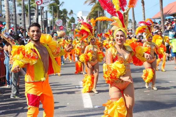 The carnival in Veracruz will feature five different parades.