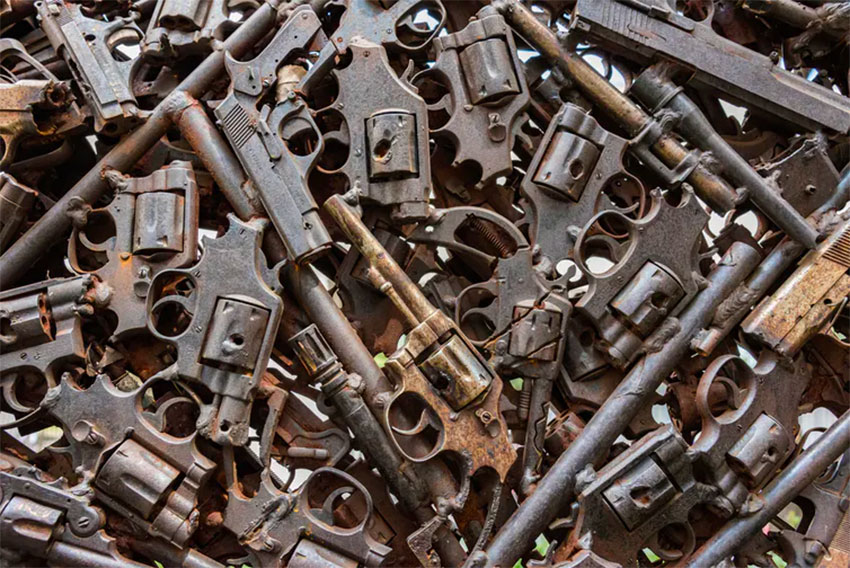 guns in mexico