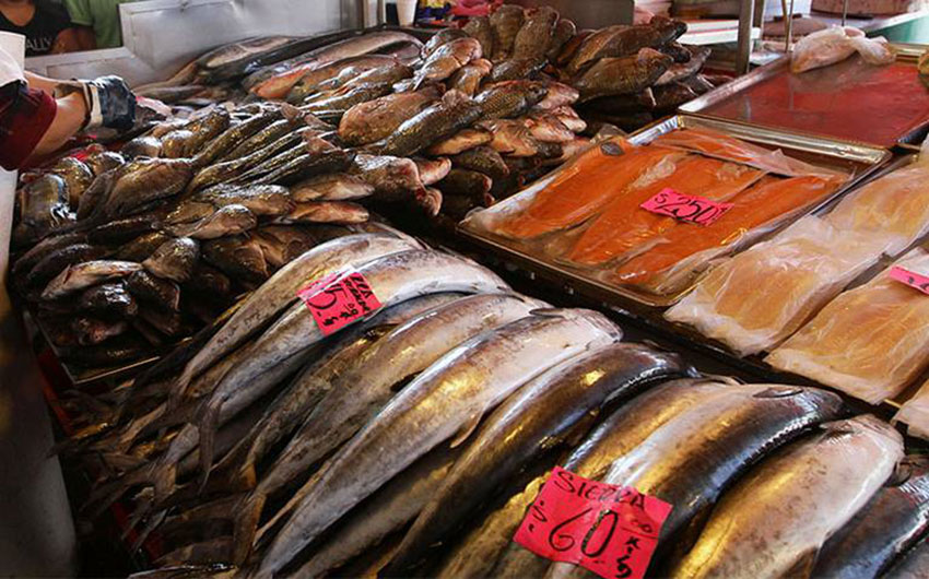 During Lent, fish sales go up while meat sales drop as much as 30%.