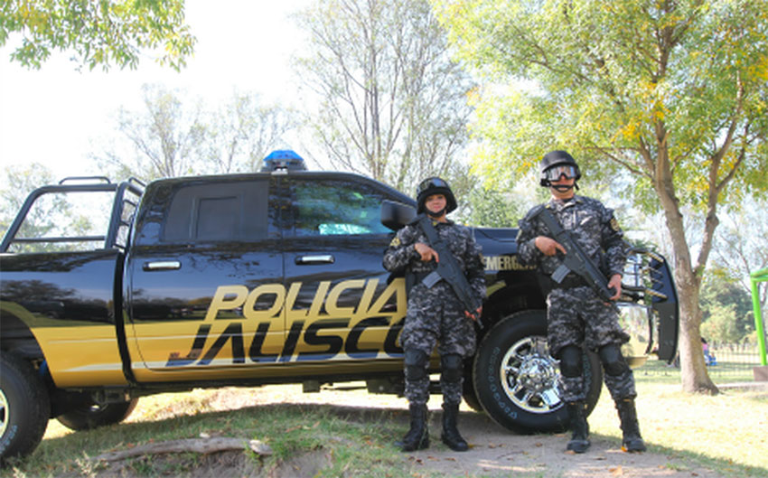 Mexico's least qualified police are in Jalisco.