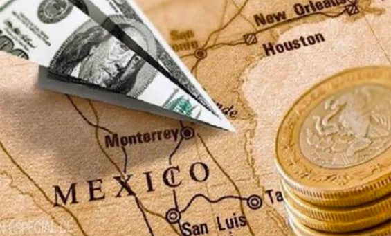 mexican and us currency