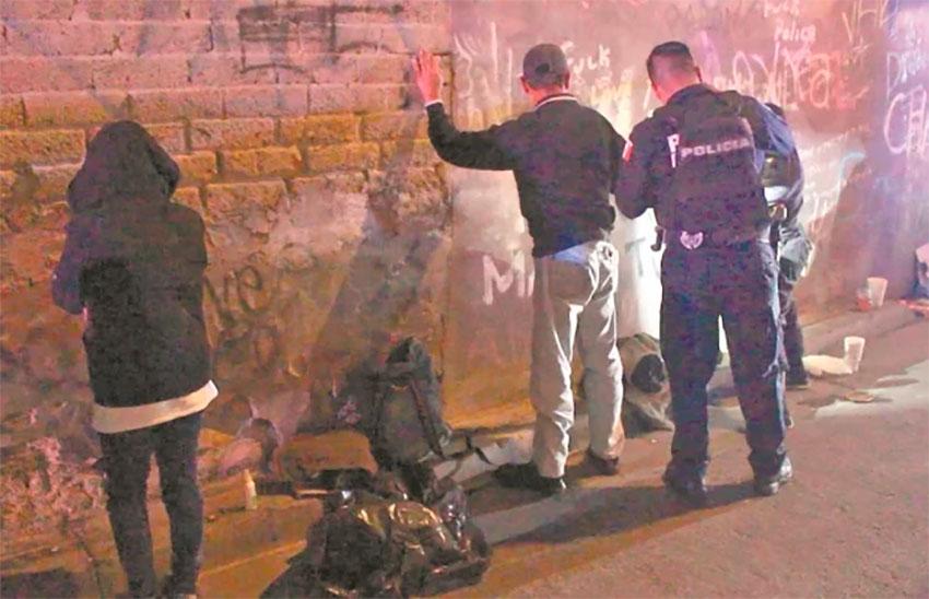 arrest in tijuana