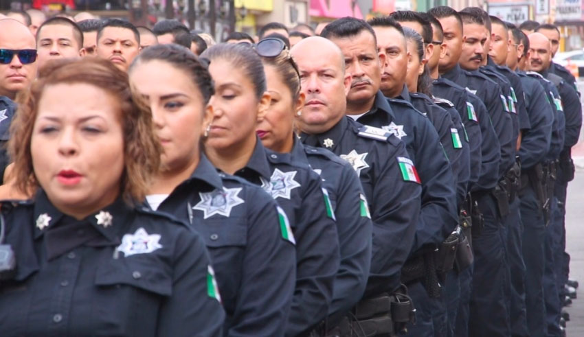 Tijuana police busted 12,000 suspects but few were convicted.