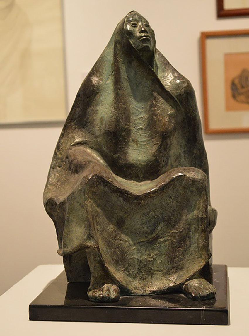 Bronce by Francisco Zúñiga.