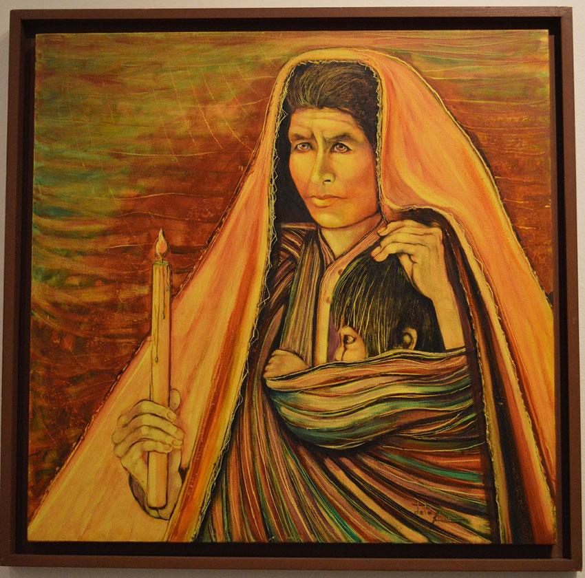 María Tzeltzal by Myriam de la Riva.