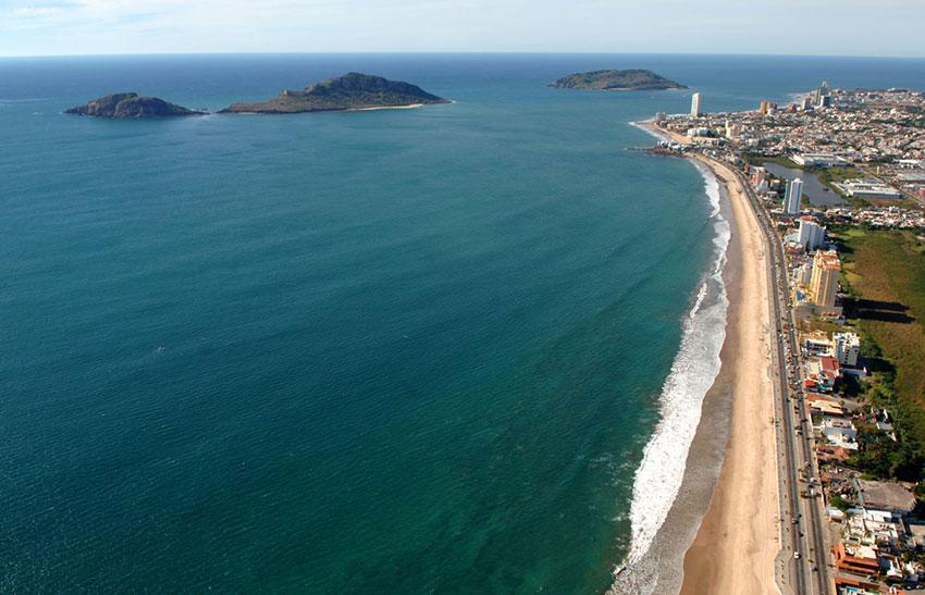 Mazatlán is a top-ranked winter and retirement destination.