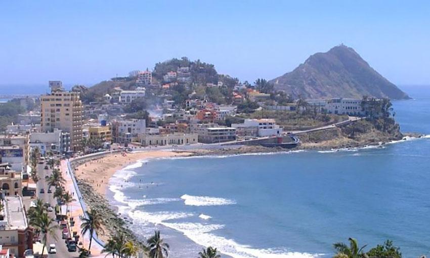 Olas Altas Beach.