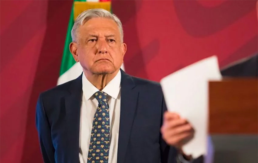 AMLO's energy policy has investor countries worried.