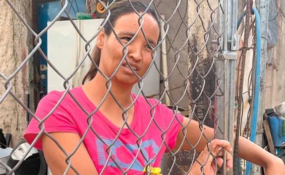 Rita Aurelia: afraid of quarantine.