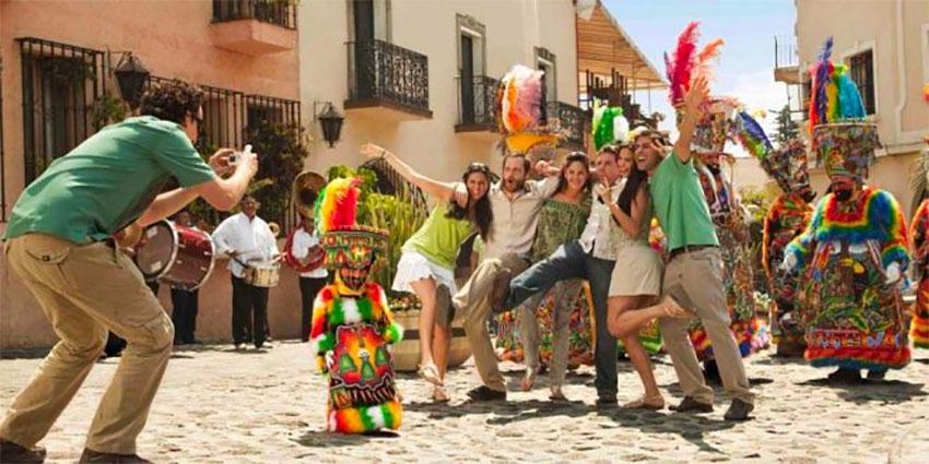 Brand México needed to promote tourism.