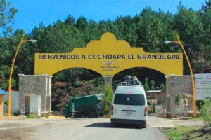 Cochoapa El Grande, where anyone with half a chance in life leaves.