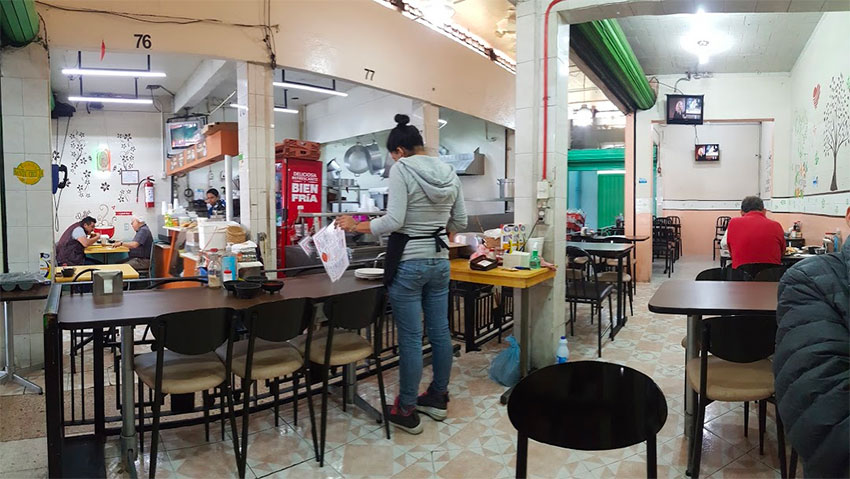 Small restaurants known as fondas are among the vulnerable.