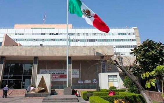 Pemex hospital in Mexico City were 342 patients were affected by medication errors.