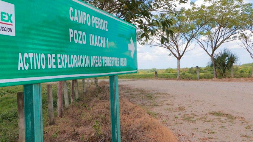 The Perdiz field will be costly at today's oil prices.