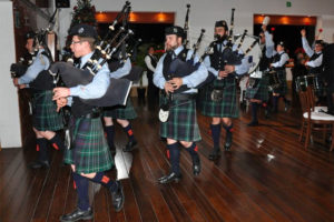 Mexico City's first pipe band, formed in 1997.