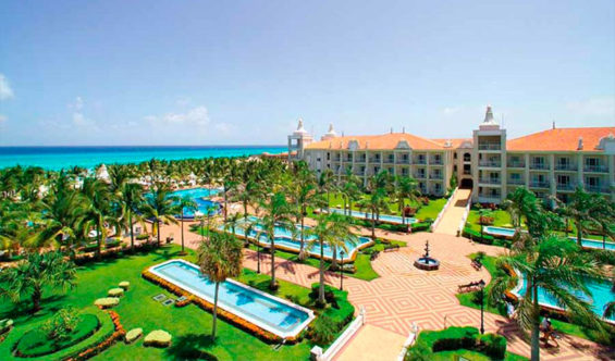 The Riu Palace Mexico in Playa del Carmen is one of the hotels that will close.