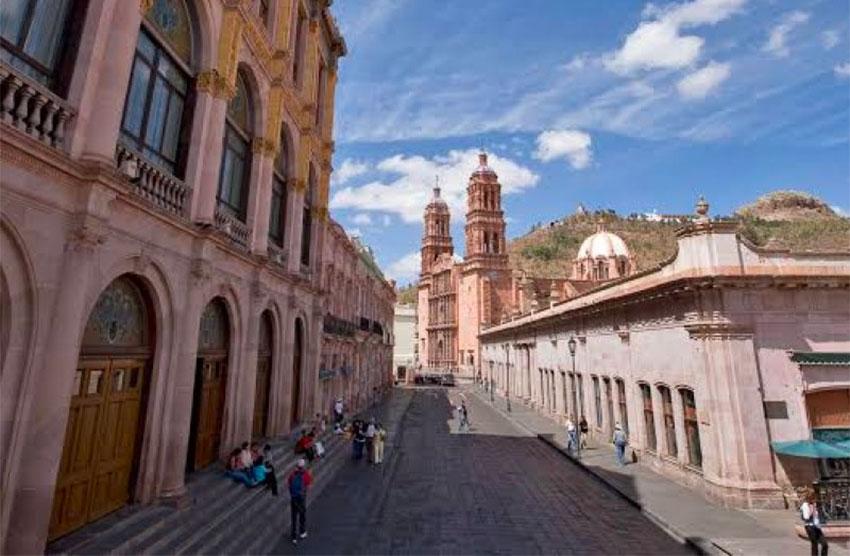 Zacatecas, cultural capital.