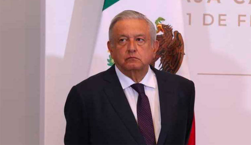 AMLO shouldn't set himself up as an enemy of business.
