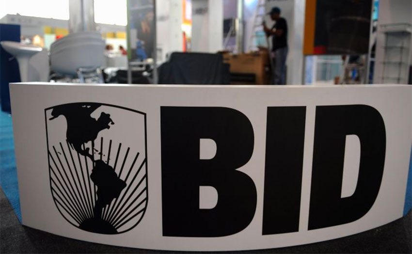 The IDB (BID in Spanish) has stepped in to aid Mexican businesses.