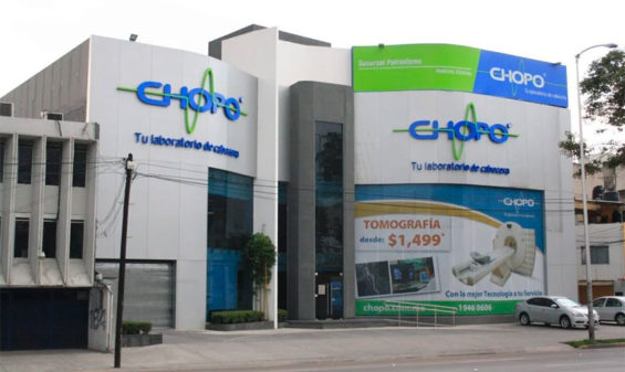 El Chopo will begin offer testing in the home on Wednesday.