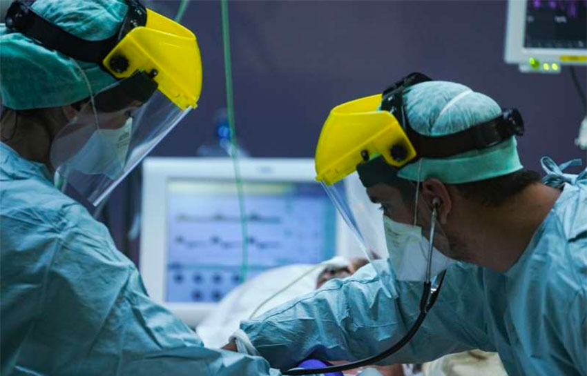 Doctors see lack of preparation, resources and infrastructure