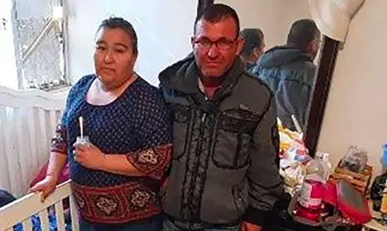 Nopal farmers Judith and Alfredo Rivera.