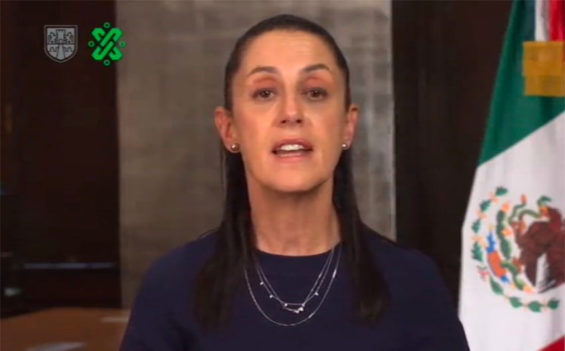 Mayor Sheinbaum announces Covid-19 phase three measures.