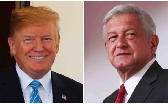 Trump and López Obrador spoke by phone on Thursday and resolved the oil production impasse.