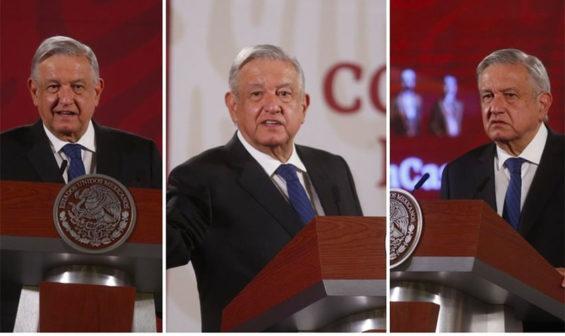 López Obrador takes control of the news cycle.