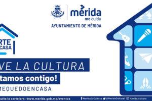 Arte en Casa: artistic and cultural content through social networks.