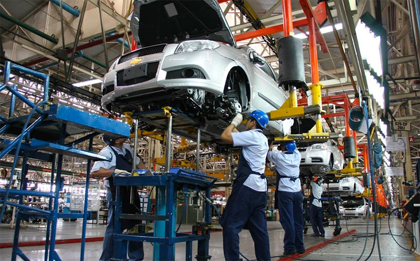 Automotive industry is seen as part of the 'heart' of the Mexican economy.