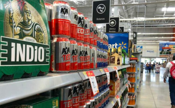 Alcohol sales resume in three states this week.