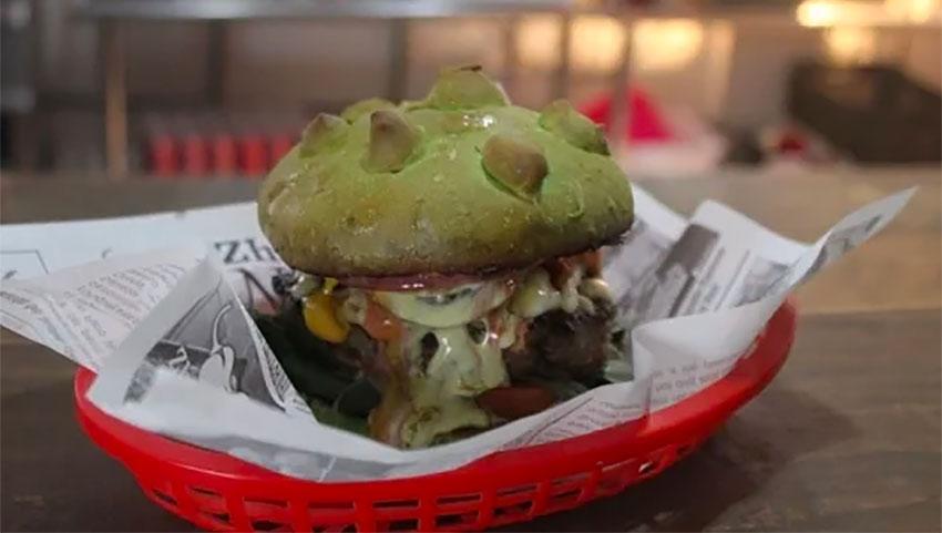 The Torreon restaurant's new creation.