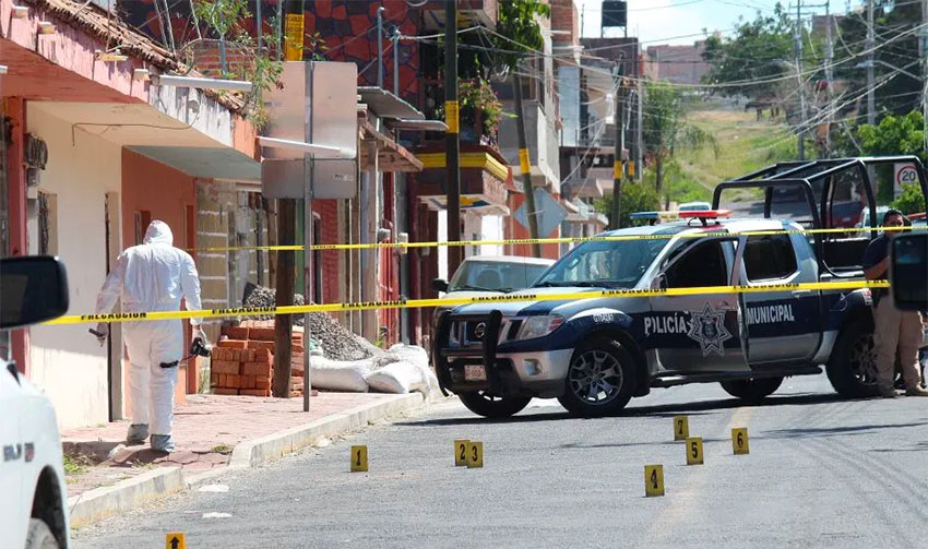 In Guanajuato, the homicides continue.
