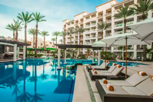 Los Cabos hotels will remain quiet until further notice.
