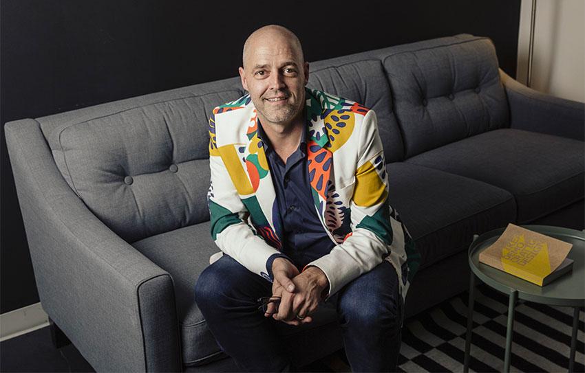 Ikea CEO Pruys.