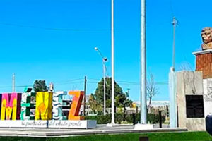 Ciudad Jiménez, where La Línea is in charge.