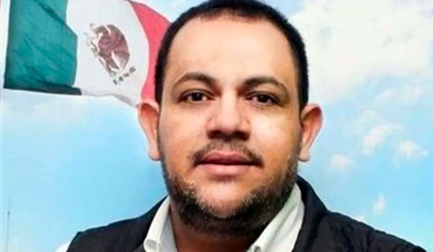 Jorge Armenta, the most recent victim of violence against journalists.