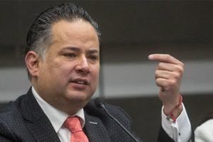 Santiago Nieto: an economic and security crisis coming.