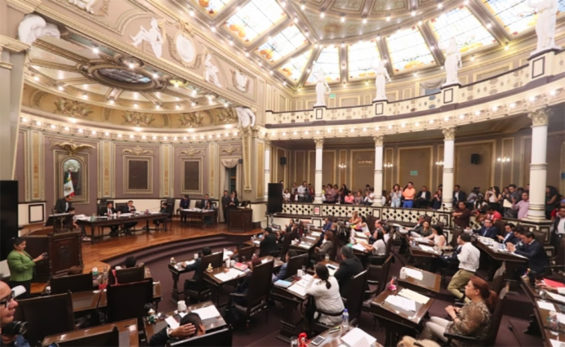 Puebla Congress will consider the bill, which has been described as violating freedom of speech.