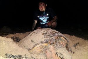 Luis Antonio Góngora is 'the animal guy' in Seybaplaya, Campeche.