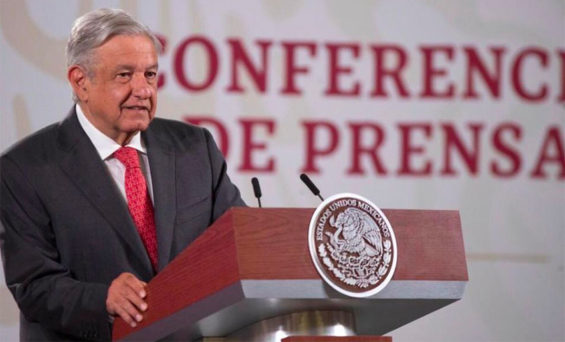 AMLO: those who evaded payment of taxes will be given opportunity to pay.