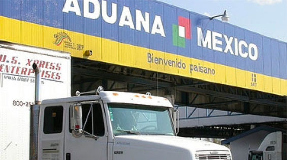 Efforts continue to eradicate corruption at Mexican customs.