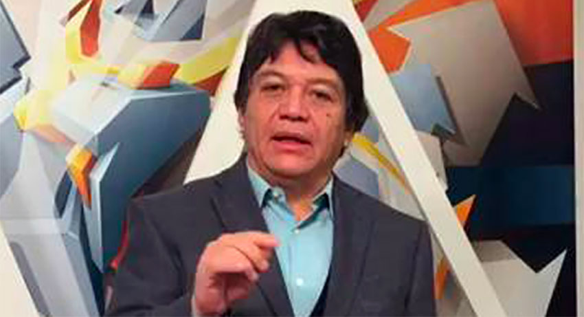 Rogelio Gómez: government has taken a scatter-gun approach.