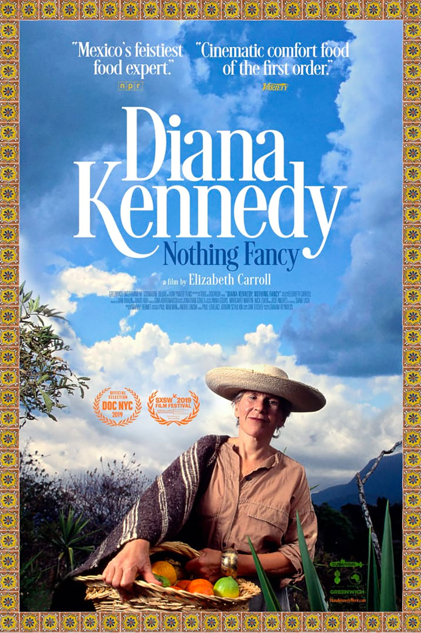 diana kennedy film