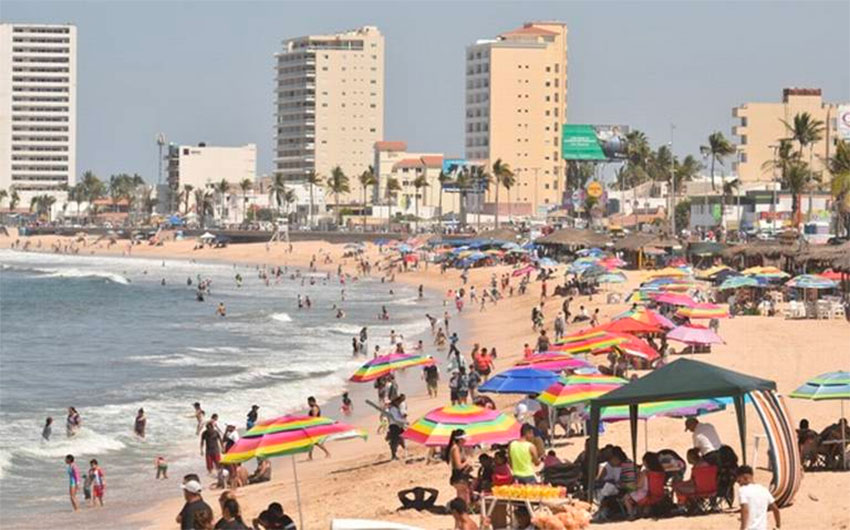 The tourism industry in Mazatlán is hoping for an early return to this.