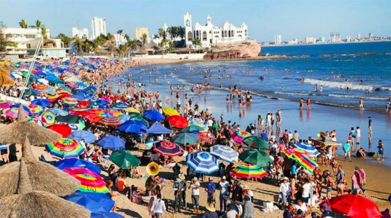 Mazatlán will be open for business on Wednesday.