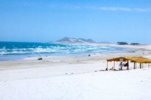 Puerto Peñasco is easing coronavirus restrictions.