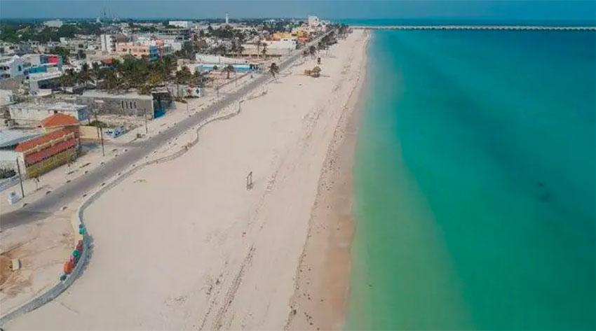Progreso, Yucatán, now has two Blue Flag beaches.