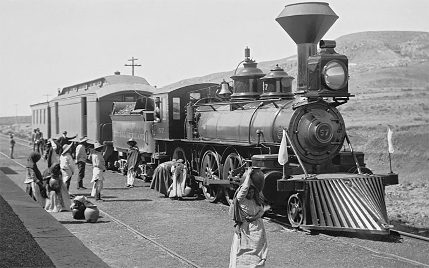 Mexico's railroad history goes back nearly two centuries.